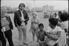 Lester Bangs w Jessie Blue & friends Coney Island