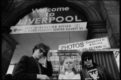 Liverpool Station, Gary Debbie Clem